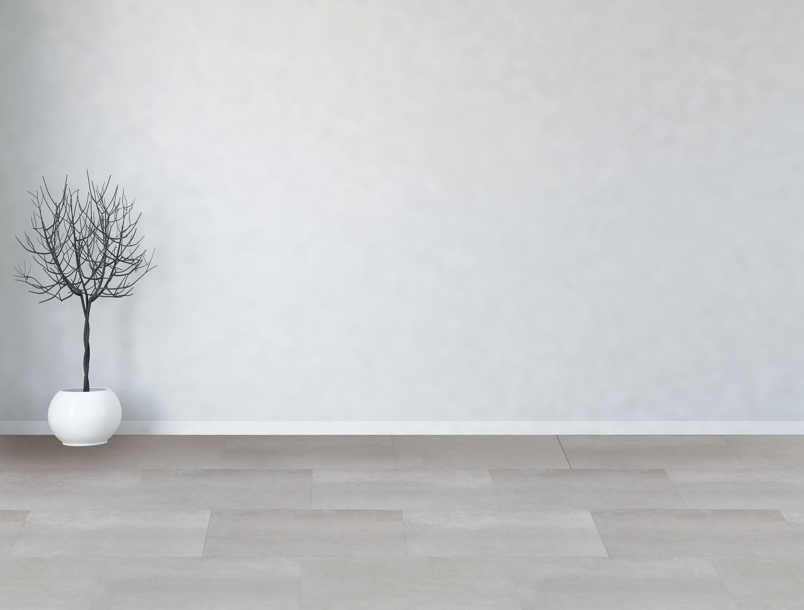 designclic extreme 0,5 stone marmor weiss mit integrierter